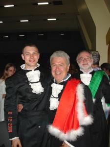 Posse Reeleição Reitor - 2007