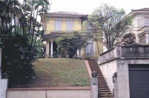 Figura 3- A casa dos meus avós de 1927 antes de ser restaurada.