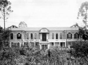 Figura 2- A sede definitiva da EPM, foto de 1936.