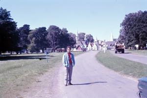 Figura 5- Visita a Ciudad de Niños no caminho a La Plata