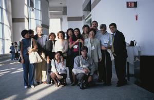 Figura 28- Membros da nossa Disciplina participantes do I World Congress of Pediatric Gastroenterology, Hepatology and Nutrition.