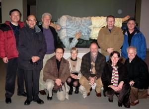 Figura 32- Membros do Grupo de trabalho na reunião de Londres.