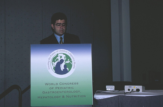 Capítulo 6: I World Congress of Pediatric Gastroenterology